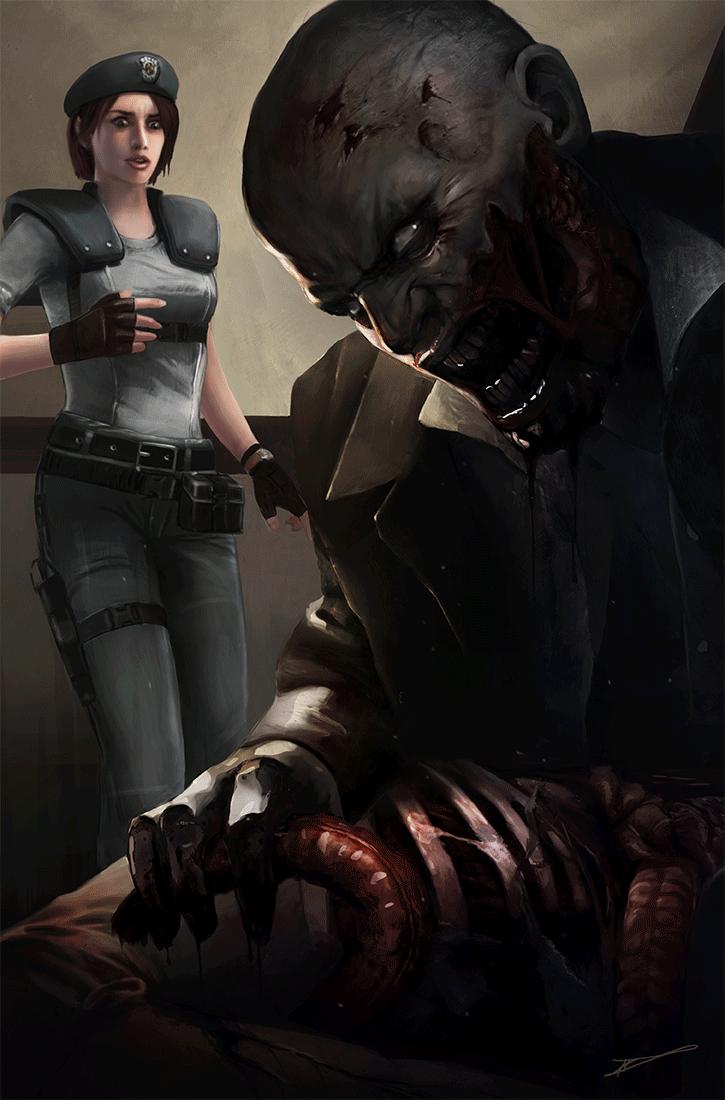 Resident Evil Luke