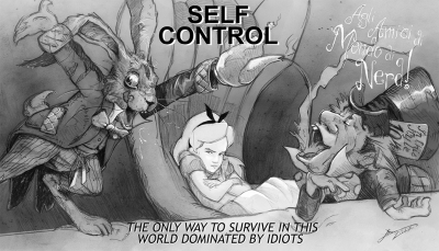 Alice Self Control