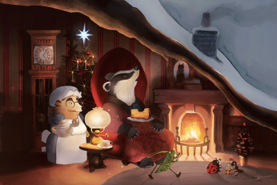 """""""Christmas Night"""""""