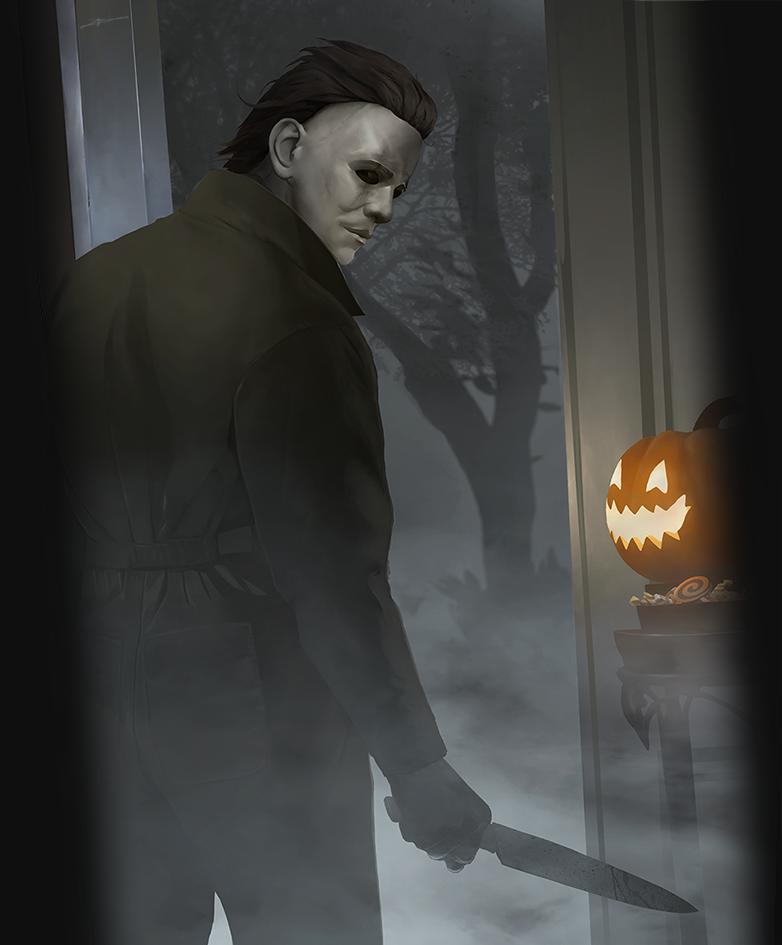 Poster Halloween 2020, Luke